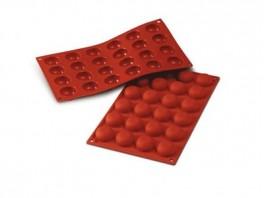 BageChokoladeformPomponette24stk34mmD16mmPlatinsilikone-20