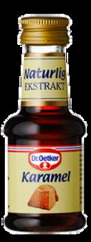 Karamelekstrakt, naturlig, Dr. Oetker-20