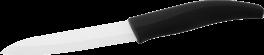 Kokkekniv, keramisk, sort-20