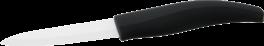 Keramisk skrællekniv, sort-20