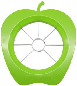 Æbledeler, FUNNY KITCHEN, grøn