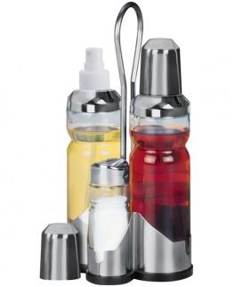 Olie/eddikesæt med salt og peber, Fackelmann-20