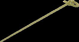 Sticks til fingermadder, bambus, 15 cm, 50 stk.-20