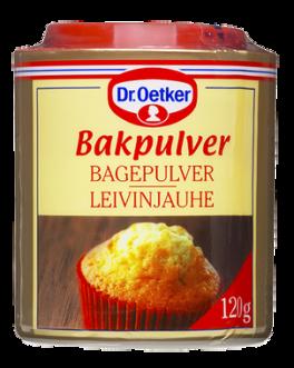 Dr. Oetker Bagepulver, 120 g-20