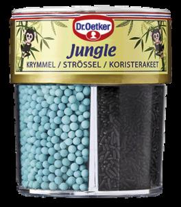 Junglekrymmel, Dr. Oetker-20