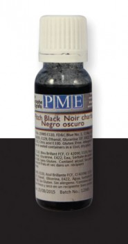 Airbrush farve Pitch Black-20