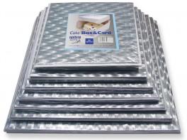 Kageæske og kagepap, 35,5 x 35,5 cm, PME
