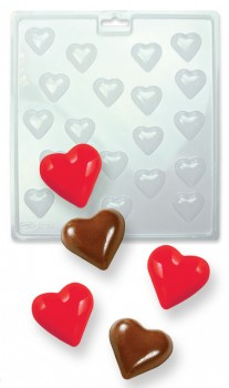 PME Candy Mould Mini Hearts-20