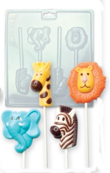 PME Candy Mould Animal Fun-20