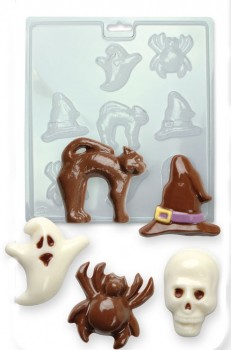 PME Candy Mould Halloween-20