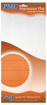 Prægemåtte, store firkanter, PME-20