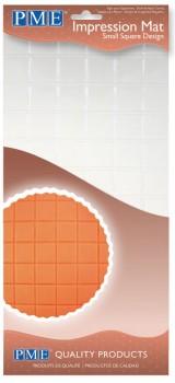 Prægemåtte, små firkanter, PME-20