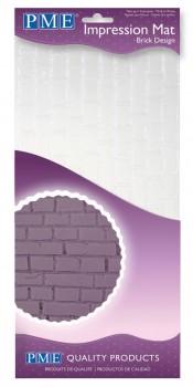 Prægemåtte, mursten, PME-20