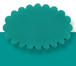 Fondant Turquoise Blue-20