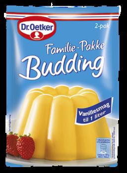 Budding, vanilje, Dr. Oetker-20