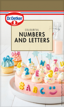 Numbers and Letters, Dr. Oetker