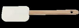 Dejskraber, 30,5 cm, hvid-20