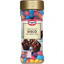 Disco, chokolade kugler. Dr. Oetker-20
