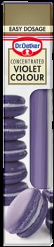 Violet Colour, Concentrated, Dr. Oetker-20