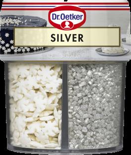 Silverkrymmel, Dr. Oetker*-20