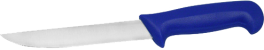 Filetkniv, blå, HACCP-20