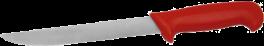 Filetkniv, rød, HACCP-20