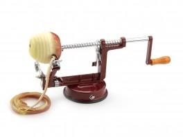 Æble skrællemaskine, rød-20