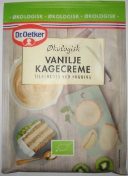 Økologisk Vanilje kagecreme, Dr. Oetker-20