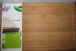 Skærebræt Bambus Køkken Chef-20