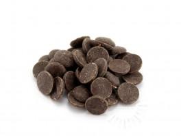 Chokolade, mørk, 57,7 %, Callebaut 2815, 500g.