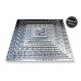 Kagepap kvadratisk 40,6 x 40,6 cm PME-20