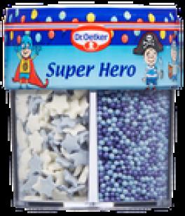 Super Hero krymmel, Dr. Oetker-20