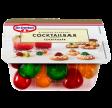 Cocktailbær, blandede, Dr. Oetker.