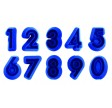 Numerals - Set of 10