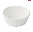 Muffinsforme hvide, 180 stk, Dr. Oetker