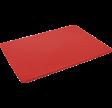 Skærebræt, rød, HACCP