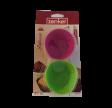 Muffinsforme, silikone, 6 stk., Zenker