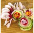 Grøntsagsskærer og pynter, INOX