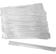 Tandstikkere, 50 stk, hvid