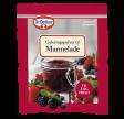 Geleringspulver til Marmelade, 66 g, Dr. Oetker.