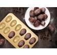 Bageplade til 12 stk Madeleine kager, Zenker