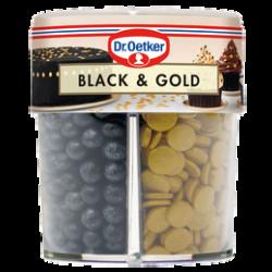 Black & Gold krymmel, Dr. Oetker