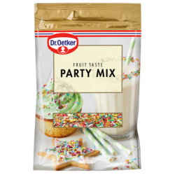 Party Mix, krymmel, Dr. Oetker