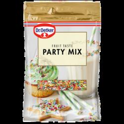 Party Mix, krymmel, Dr. Oetker