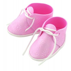 Life Size Baby Bootee - Set of 3