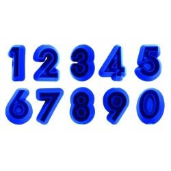 Numerals - Set of 10