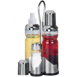 Olie/eddikesæt med salt og peber, Fackelmann