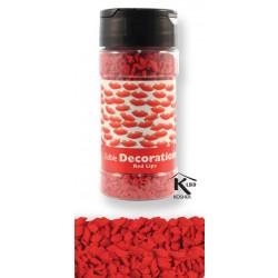 Sukkerpynt - Røde læber