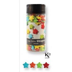 Sukkerpynt - Stjerner