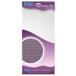 Prægemåtte, mursten, PME